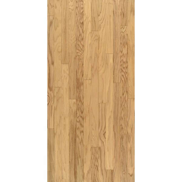 Turlington 5 Engineered Red Oak Hardwood Flooring in Natural by Bruce Flooring