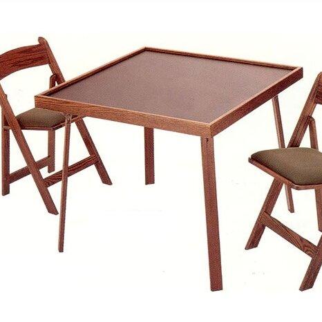 Wonderful Kestell Furniture Folding Card Table U0026 Reviews | Wayfair