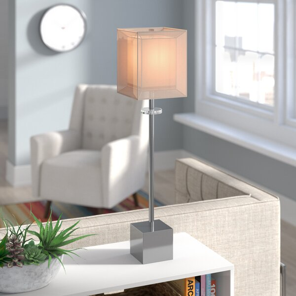 Pieper 30 Buffet Lamp by Mercury Row
