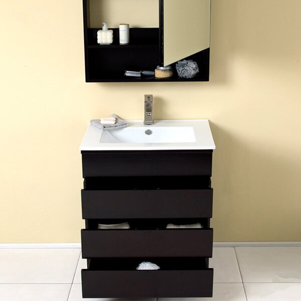 Rhee 24 Single Bathroom Vanity Set by Latitude Run