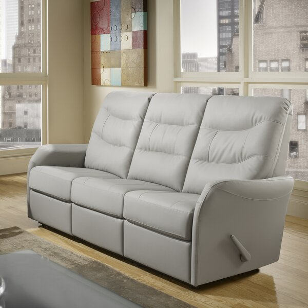 Top Brand Avery Reclining Sofa by Relaxon by Relaxon