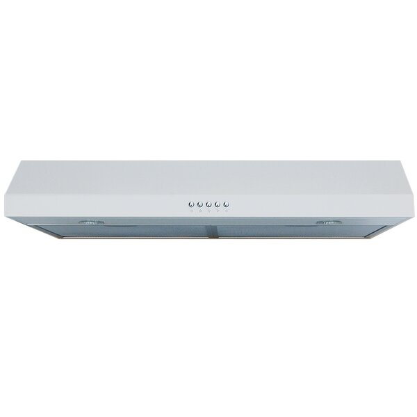 30 PF-72E Series 300 CFM Ducted Under Cabinet Range Hood by Windster