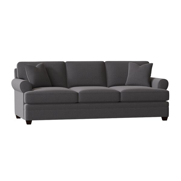 Living Your Way Rolled Arm Sofa By Wayfair Custom Upholstery™