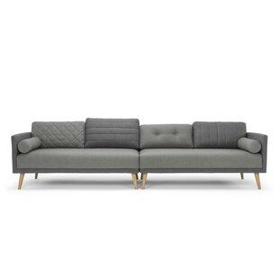 Eli Modern Sofa  by Corrigan Studio