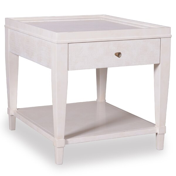 Harbert End Table by Canora Grey