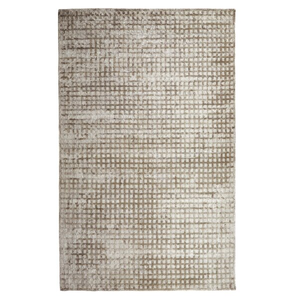 Lavello Hand-Woven Brown Area Rug by Studio A Home