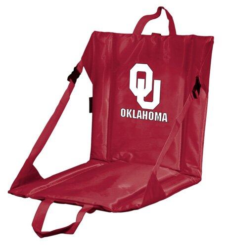 Collegiate Stadium Seat - Oklahoma by Logo Brands