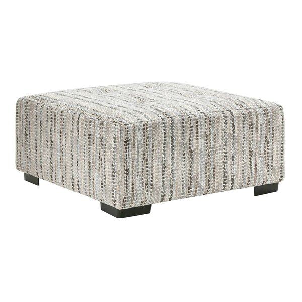 Woodberry Tufted Cocktail Ottoman by Gracie Oaks