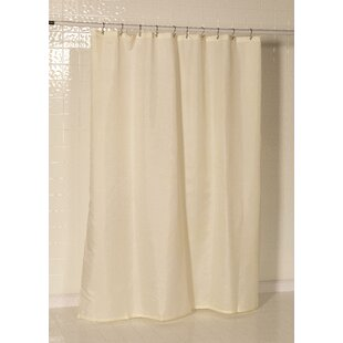 No Liner Needed Shower Curtain