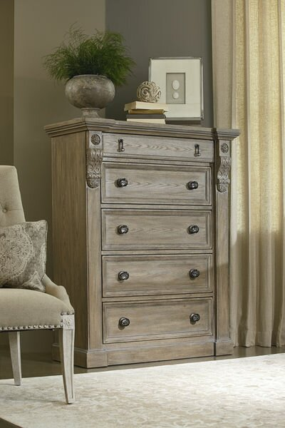 Carolin 6 Drawers Standard Dresser by One Allium Way