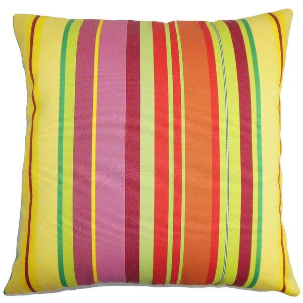 Laird Stripes Outdoor Throw Pillow