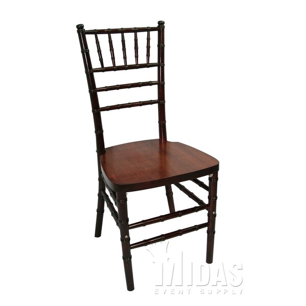 Legacy Chiavari Ballroom Stack Chair by Midas Event Supply