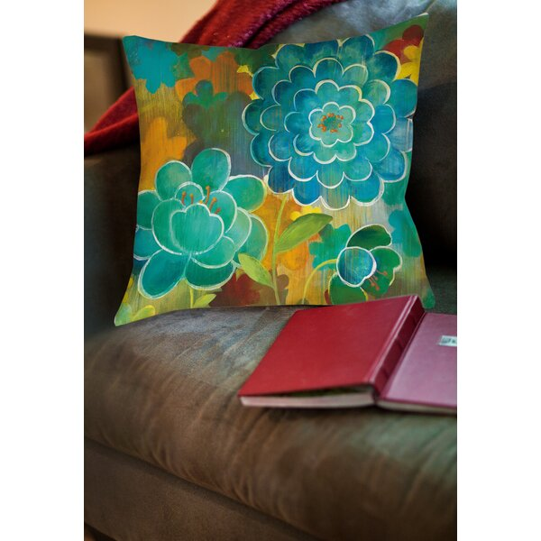 Samuelson Printed Throw Pillow by Latitude Run
