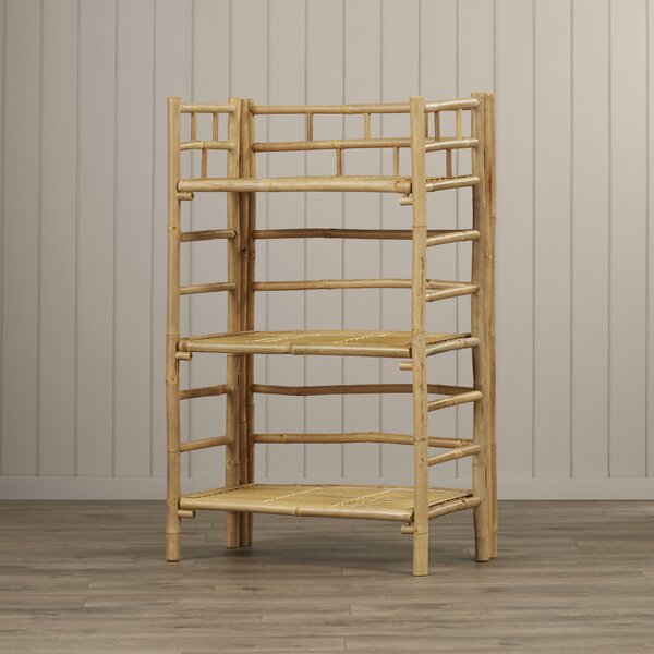 Whobrey 3 Tier Etagere Bookcase By Bay Isle Home