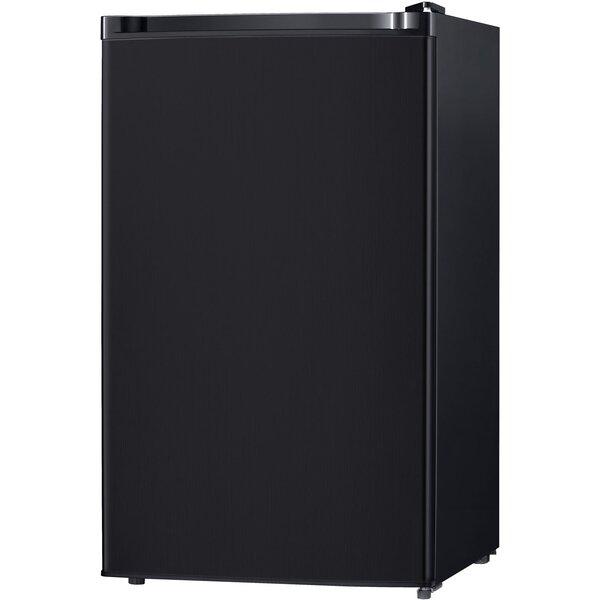 4.4 cu. ft. Compact Refrigerator with Freezer by Keystone