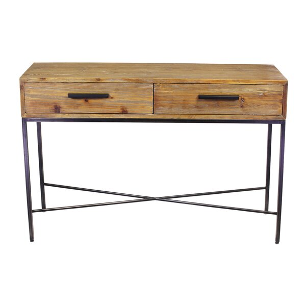 Angora Console Table by Design Tree Home