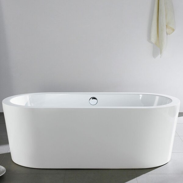 Mandalay 58 x 29 Soaking Bathtub by Pacific Collection