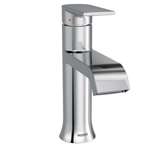 Genta Bathroom Faucet with Drain Assembly by Moen
