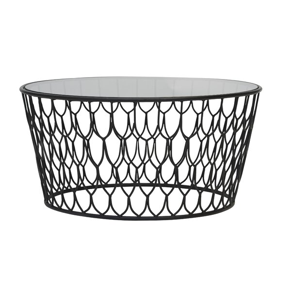 Stgeorge Drum Coffee Table By Bungalow Rose