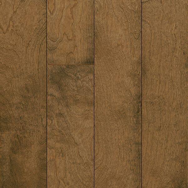 Turlington Signature Series 3 Engineered Birch Hardwood Flooring in Glazed Sun by Bruce Flooring