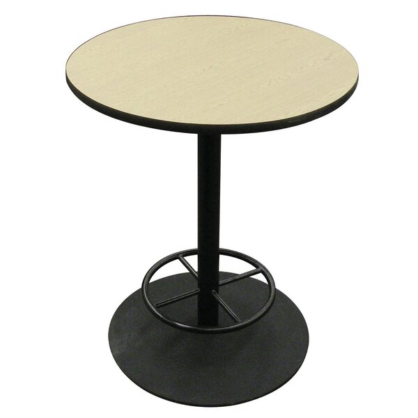 Round Gathering Table by AmTab Manufacturing Corporation