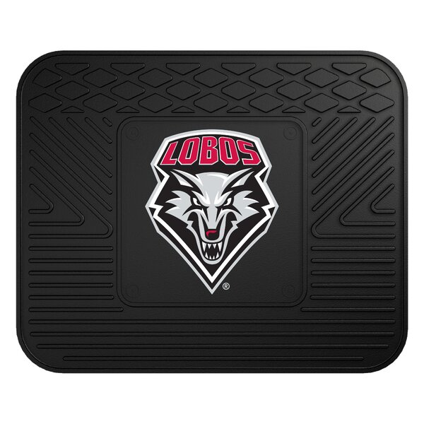NCAA University of New Mexico Kitchen Mat by FANMATS