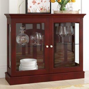 Granborough Floor Standing Curio Cabinet
