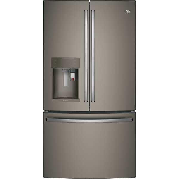 27.8 cu. ft. Energy Star® French Door Refrigerator with Keurig® K-Cup® Brewing System by GE Profile™