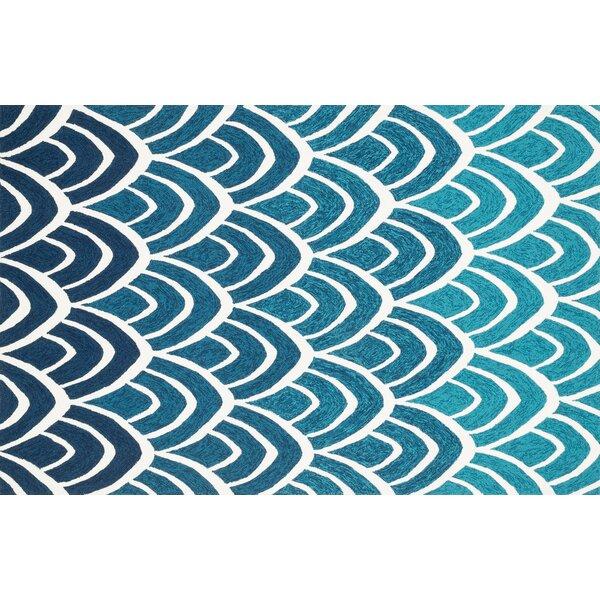 Danko Blue Area Rug by Wrought Studio
