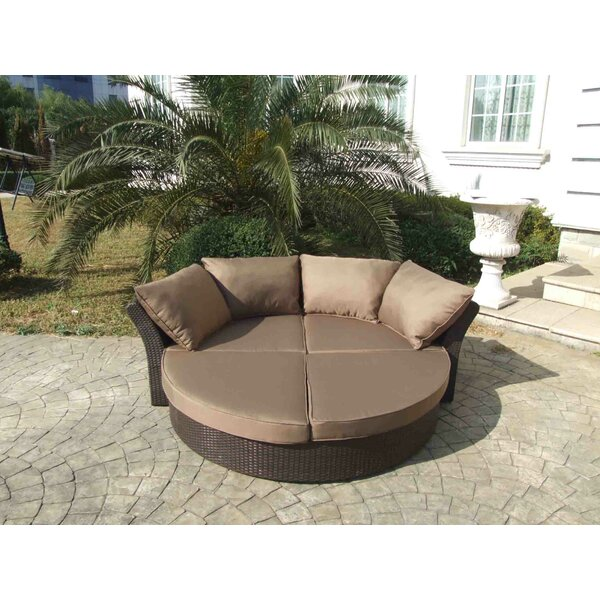 Daybed with Cushions by Gazebo Penguin