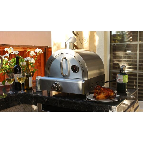 Portable Pizza Oven By Mont Alpi.