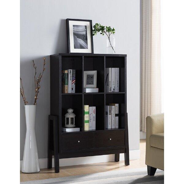 Collinsworth Modern Contemporary Design Display Standard Bookcase by Ebern Designs