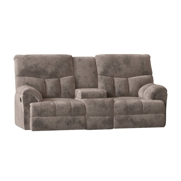 Chic Collection Re-Fueler Reclining Loveseat by Southern Motion by Southern Motion