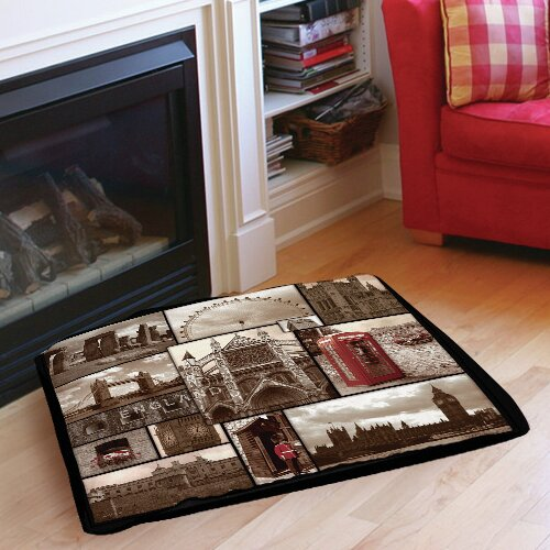 England Pet Bed by Manual Woodworkers & Weavers