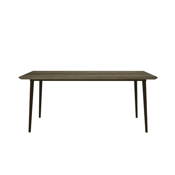 Brooks Solid Wood Dining Table by Union Rustic