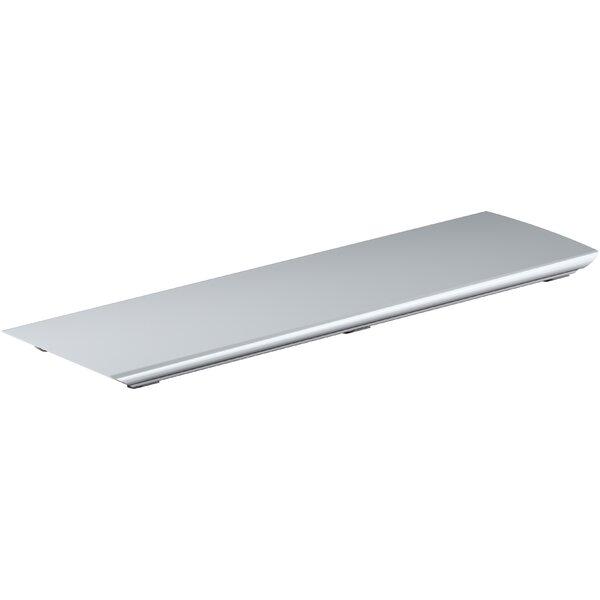 Bellwether Aluminum Drain Cover for Shower Base by Kohler