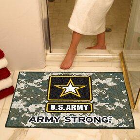 MIL U.S. Army Doormat by FANMATS