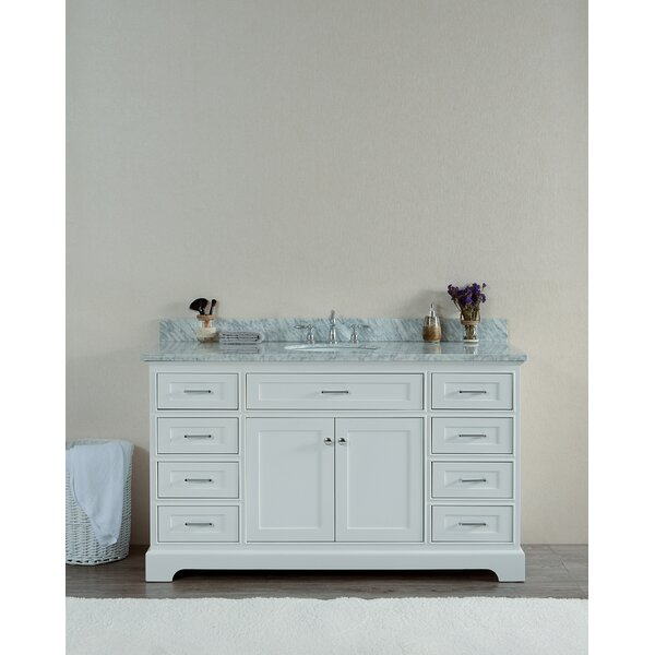 Abigayle 60 Single Bathroom Vanity Set by Breakwater Bay