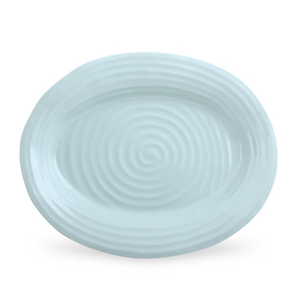 Sophie Conran Celadon Oval Platter by Portmeirion