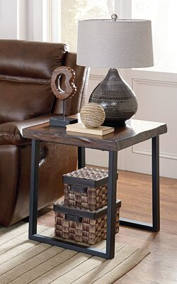 Hedgepeth End Table By Gracie Oaks