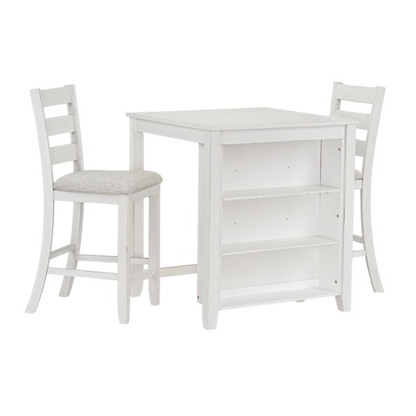 Sos 3 Piece Dining Set By Winston Porter