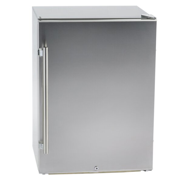 23-Inch 4.8 Cu. Ft. Convertible Compact Refrigerator By Orien.