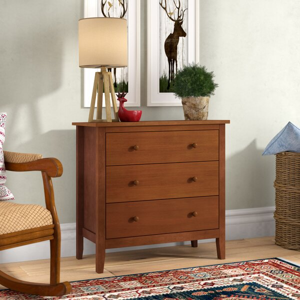 Luciana 3 Drawer Chest by Andover Mills