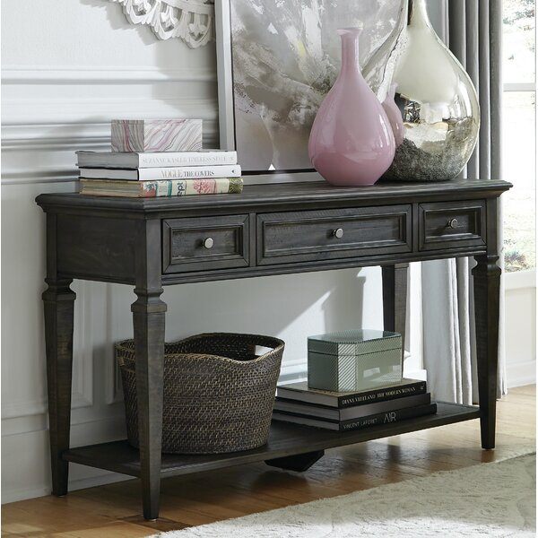 Heitman Console Table by August Grove August Grove