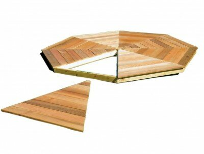 San Marino Octagonal Large Floor Kit by Handy Home
