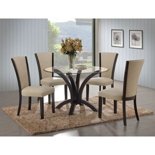 Beautiful 5 Piece Dining Set