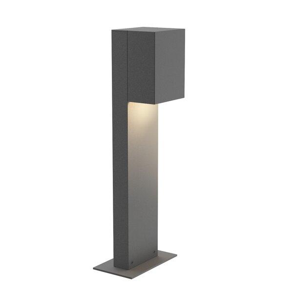Alia 1-Light LED Bollard Light by Latitude Run