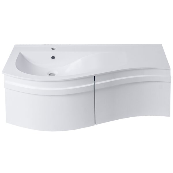 Illughi 44 Single Bathroom Vanity Set