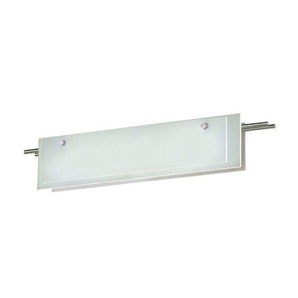 Varner 1-Light LED Bath Bar by Orren Ellis