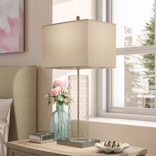 Compare prices Sommer 31 Table Lamp By Everly Quinn